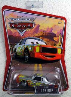 Disney / Pixar CARS Movie 1:55 Die Cast Car Series 43 World of Cars Darrell Cartrip by Disney. $5.99. Pixar Cars Darrell Cartrip. New Disney Pixar Cars Darrell Cartrip diecast Disney Cars Characters, Disney Pixar Cars, Cars Series, Series 3, Die Games, Car Images, Arcade Games, Diecast, Toys