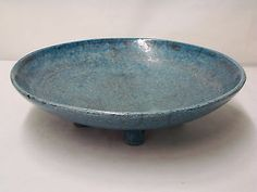 Electronics, Cars, Fashion, Collectibles, Coupons and Studio Art, Art Studios, Pottery Art, Serving Bowls, Decorative Bowls, Mid Century, Tableware, Stuff To Buy, Blue