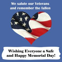 Happy Memorial Day from June DeLugas Interiors!