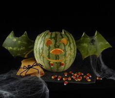 Alternative Decorating Ideas: 10 Halloween Watermelon Carvings
