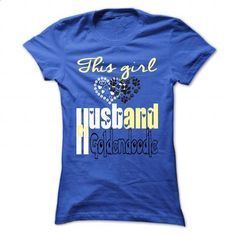 Husband & Goldendoodle - #T-Shirts #blue hoodie. MORE INFO => https://www.sunfrog.com/Pets/Limited-Edition-This-girl-loves-her-Husband-and-Goldendoodle-RoyalBlue-29163407-Ladies.html?id=60505