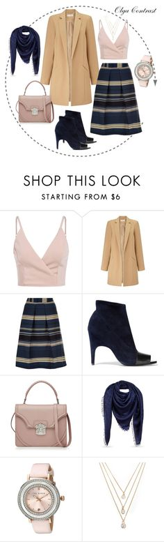 """""""21.03.2016"""" by olgacontrast on Polyvore featuring мода, Miss Selfridge, Monsoon, Acne Studios, Alexander McQueen, Ted Baker и Forever 21"""