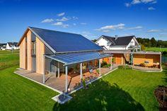 Epic Passivhaus in Bad D rrheim Werner Ettwein GmbH