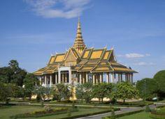 Phnom Penh- Imprewssionen - Kambodscha Rundreise zu den Tempel