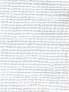 Calvin Fabrics' bright white Rio Linen in Coconut Milk is constructed using Brazilian linen whose short, irregular stalks produce a rustic fabric with a more casual quality than typical of Belgian linen. Rio is dyed and finished in the United States.