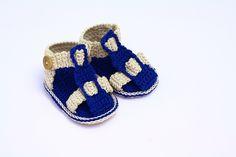 SANDÁLIAS A.B.001   BABY SANDALS A.B.001   por ponto de malha ® Baby Sandals, Baby Shoes, Kids, Stuff To Buy, Fashion, Knit Stitches, Hands, Tejidos, Shoe