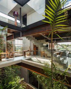 Mattos House by FGMF Arquitetos - MyHouseIdea