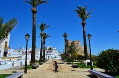 Miramar Gardens in Tarifa