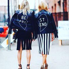 Feliz dia do amigo  #bff #bestfriends #diadoamigo #blogsdemoda #fashionblog #blogger #style #moda #love #blogueiras