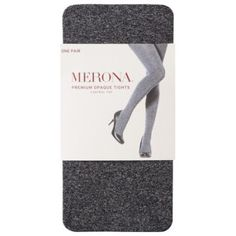 ONE PIECE, THREE WAYS –– For Evening (Merona Tall Premium Control Top Opaque Tights)