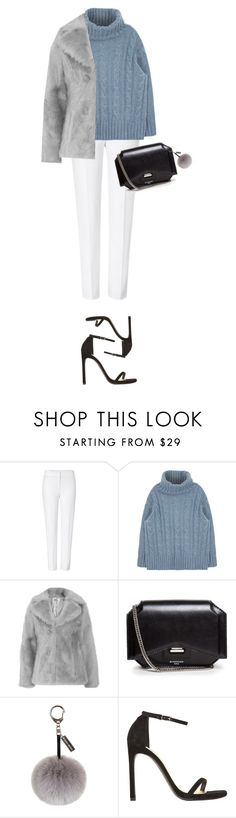 """Untitled #457"" by iisabellak-1 on Polyvore featuring ESCADA, Jakke, Givenchy, Helen Moore and Stuart Weitzman"