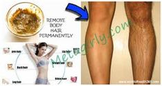 How To Naturally Remove Body Hair Permanently. ( No Waxing Or Shaving ) – World of Health 365 Waxing Video, Waxing Tips, Arm Hair, Pet Hair Removal, Unwanted Hair, Body Treatments, Health And Beauty Tips, Face And Body, Beauty Skin