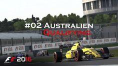 #02| F1 2016 | Karriere | Training 2+3 Australien | German | 4k/HD|
