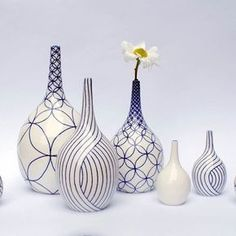 Congratulations everyone on being selected for @craftscouncil's #hothouse2016 - especially our artist in residence @rmalindesign #ceramics #pottery #blueandwhite #craft