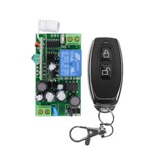 12.47$  Watch now - AC85V 110V 220V 230V Wireless Remote Control Lighting Switch ON/OFF 1 Channal Relay Switch Receiver Transmitter  #magazineonlinebeautiful