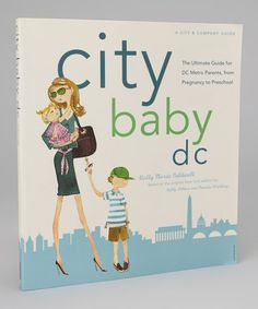 Take a look at this City Baby D.C. Paperback by Random House on #zulily today!