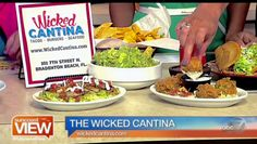 Featured on Suncoast View w/Chef Judi : Best Guacamole Dishes!