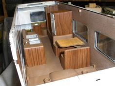 motorhomes interiors design.