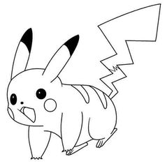 Free printable pokemon pikachu coloring pages Pokemon Coloring Sheets, Pikachu Coloring Page, Cartoon Coloring Pages, Coloring Books, Colouring Sheets, Alphabet Coloring, Unique Coloring Pages, Free Printable Coloring Pages, Coloring Pages For Kids