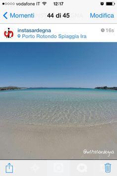 Amazing  #seawater Sardinia