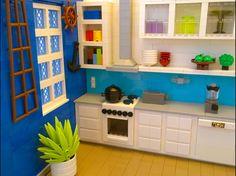 https://flic.kr/p/stshaG   LEGO Marine Kitchen   See the sea in your kitchen!