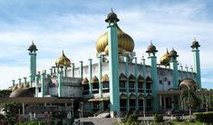 60 Photos of Beautiful Mosques Around The World - Hongkiat