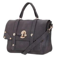 (D2228) Isabel Key Lock Messanger Bag