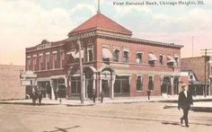 First National Bank  Chicago Heights, IL