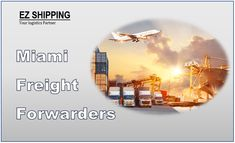 Miami freight Forwarders continue to offer new services in order to attract new customers in a highly competitive and evolving market. With Miami being the gateway to the Americas, : freight forwarding became a big business. Freight Forwarder, Shipping Company, Attraction, Miami, How To Become, America, Marketing, Big, Business