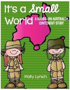 Exploring the Continent of Australia has never been more exciting! It's a Small World: Australia is filled with activities to help your students gain a greater understanding of Australia! This 18 page unit is filled with great resources, posters, printables, activities and projects that will open your students to a whole new world! * Australia Poster* Australia Fact Sheet* Australia Resource List (suggested books & website links)* Australia Word Search* Koala Lou Puppet* Aboriginal Clapst...