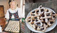 Ďalšia dobrota od tety Palušky zo Zem spieva: Jej slivkový mrežovník chutí ako sen! (RECEPT)