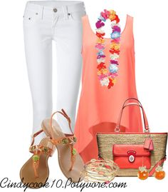 """""""Around the World~ Hawaii Contest"""" by cindycook10 on Polyvore"""
