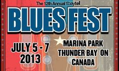 Get Ready For Blues Fest this year! Great Big Sea, Collective Soul, Live Events, Thing 1 Thing 2, Lonely, Blues