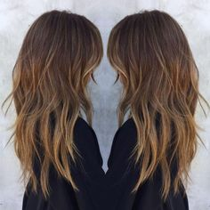 Long Hair With Layers