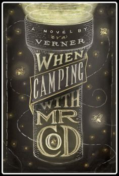 When Camping with Mr. Cod #Book #Design #Cover