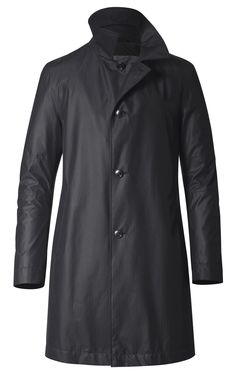 Men's Coat from Hugo Boss engineered with GORE-TEX® products