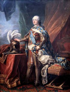 https://flic.kr/p/f7wa4E | IMG_5671A | Carle Van Loo. 1705-1765. Paris. Portrait de Louis XV. 1750. Dijon. Copie. Carle Van Loo. From 1705 to 1765. Paris. Portrait of Louis XV. 1750. Dijon. Copy.