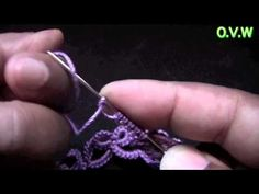 Let's Needle Tat A Bracelet! - YouTube