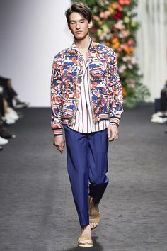 Beyond Closet Seoul Spring 2016 Fashion Show