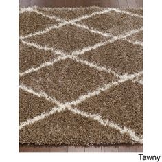 nuLOOM Moroccan Trellis Shag Rug (8' x 10')   Overstock™ Shopping - Great Deals on Nuloom 7x9 - 10x14 Rugs