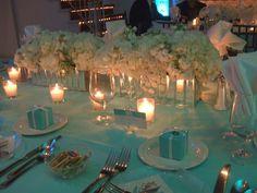 Engagement Party Decor by European Petals.