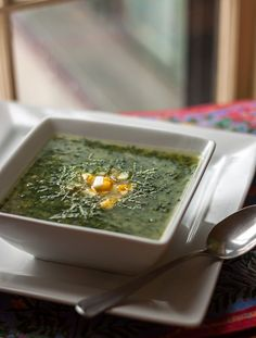 Stinging Nettle & Potato Soup with Mint. Treat yourself to some delicious & nutritious wild nettles by making this vividly green spring soup. If you can't find wild nettles growing near you, you can order them online each spring from Earthy.com.