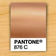 pantone metallic copper - Pesquisa Google