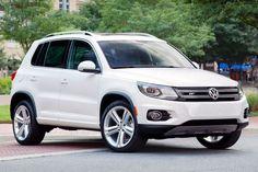 Volkswagen добавил немного мощности кроссоверу Tiguan | Auto Bild Беларусь |