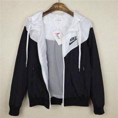 jacket nike black and white sportswear active women nike windbreaker windbreaker…