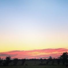 #sunset #colour #countryside #landscape #nature #clouds #silhouette #beautyiseverywhere