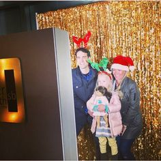 Holiday Parties are in full swing! Don't forget to get pictures with your friends and family. Time goes too fast take the opportunity to freeze frame! #holidayfun #goldbackdrop #shutterboothABQ #santahat #winterfun #abqphotos #photography #familygoals #momlife #companyculture #companyparty #citylife #nmtrue #risingtidesociety
