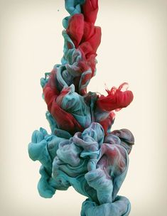 Alberto Seveso color swirls