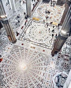 Milano - Duomo's floor