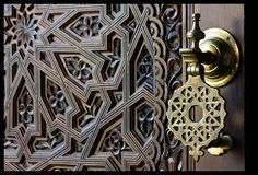 moroccan doors.  does anything else compare to this?